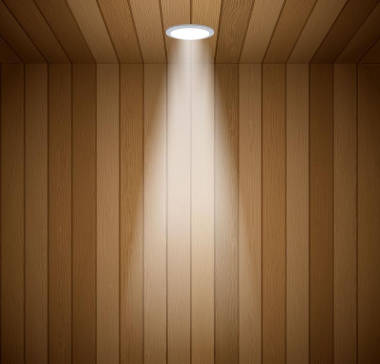 Marvelous spotlight vector pictures