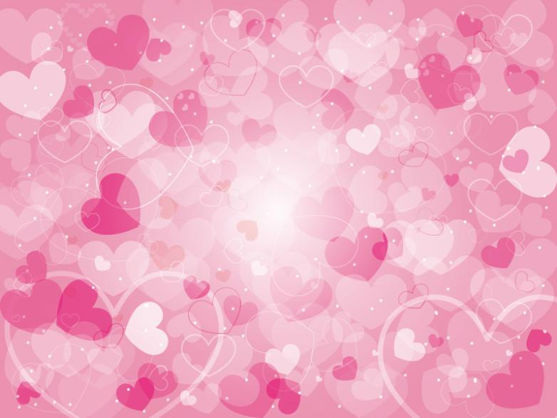 Dreamy Pink Background Free VectorPSD Download